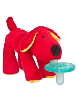 Wubba Nub® Dog Pacifier   Red by Shop All Wubba Nub