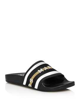 Women's Cooper Open Toe Slide Sandals by Marc Jacobs