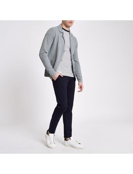 Only & Sons Grey Knit Cardigan by River Island