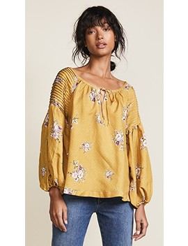 Bellflower Smock Top by Steele