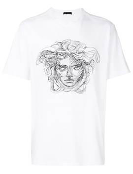 Versace'medusa' T Shirt Home Herren Versace Kleidung T Shirts by Versace