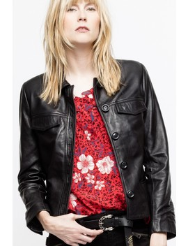 Liam Coat by Zadig & Voltaire