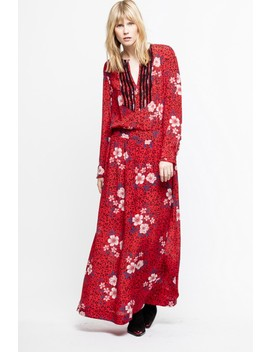 Remus Long Pensee Dress by Zadig & Voltaire