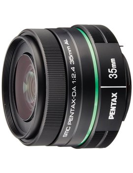 Pentax Da 35mm F/2.4 Al Lens For Pentax Digital Slr Cameras by Pentax