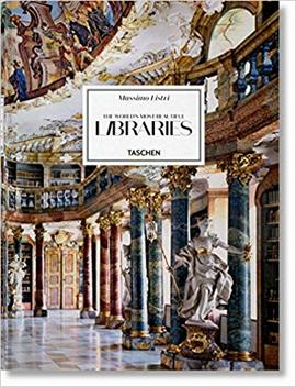 Massimo Listri: The World's Most Beautiful Libraries Xxl (Multilingual Edition) (German, French And English Edition) by Amazon