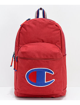 Champion Supercize Red Backpack by Champion