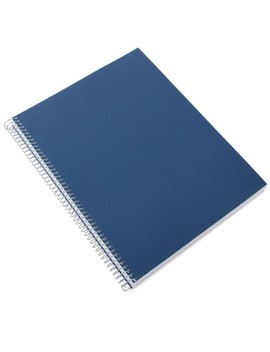 A4 6 Part Subject Notebook With Grid Pages by Paperchase