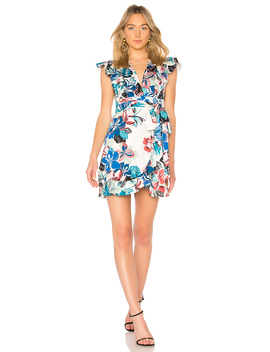 X Revolve Adena Mini Dress by Alexis