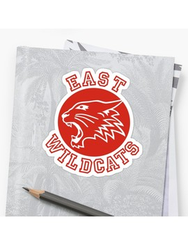 East High Wildcats (High School Musical) by Karen Cho
