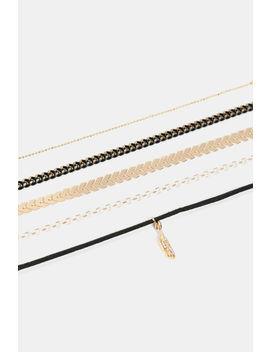 Pack Of Thin Bracelets by Ardene
