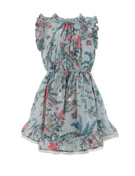 Bayou Floral Flip Dress by Zimmermann