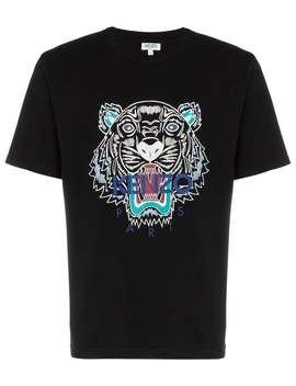 Kenzo T Shirt Mit Tiger Logo Home Herren Kenzo Kleidung T Shirts by Kenzo