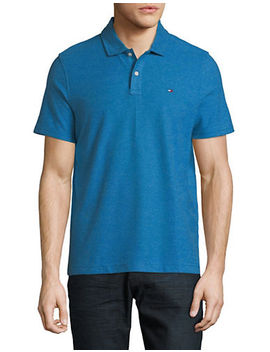 Winston Solid Polo by Tommy Hilfiger