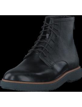Modur Hi Black Leather by Clarks