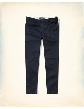 Advanced Stretch Super Skinny Chinos by Hollister