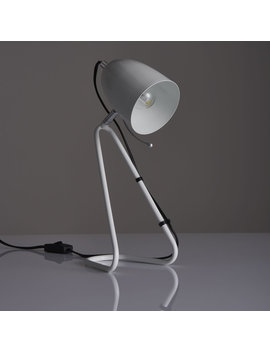Wilko Desk Lamp Designo White by Wilko
