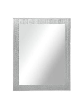 Wilko Glitter Mirror 40 X 50cm by Wilko