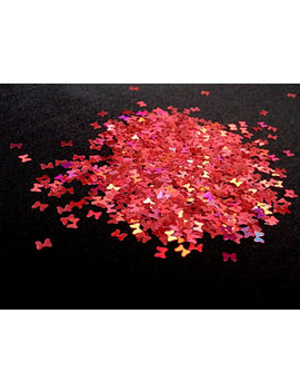 Glitter Shapes Red Hologram Bows Out Of Stock In This Shop. Go To Sister Shop 1 Stop Sparkle Station To Order Now. Link/Coupon Below. by Onestopsparkleshop