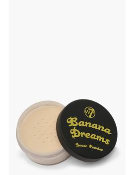 W7 Banana Powder by Boohoo
