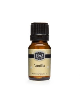 Vanilla Premium Grade Fragrance Oil   Scented Oil   10ml/.33oz by Pand J Trading