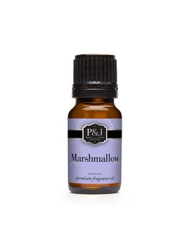 Marshmallow Premium Grade Fragrance Oil   Scented Oil   10ml/.33oz by Pand J Trading