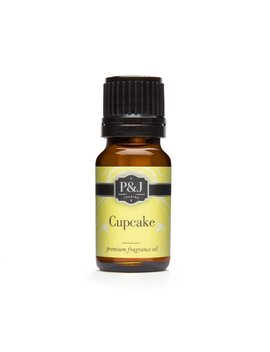 Cupcake Fragrance Oil   Premium Grade Scented Oil   10ml by Pand J Trading