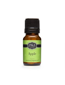Apple Premium Grade Fragrance Oil   Scented Oil   10ml/.33oz by Pand J Trading
