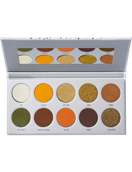 Morphe X Jaclyn Hill The Vault Armed & Gorgeous Eyeshadow Palette by Morphe