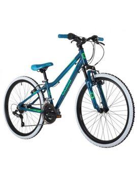 Cuda Kinetic 24 Inch Alloy Mountain Bike Junior, Blue by Ebay Seller