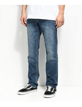 Empyre Skeletor Deluge Indigo Skinny Jeans by Empyre
