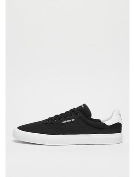 3 Mc Black/Black/White by Adidas Skateboarding