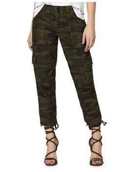Terrain Cropped Utility Pants by Sanctuary
