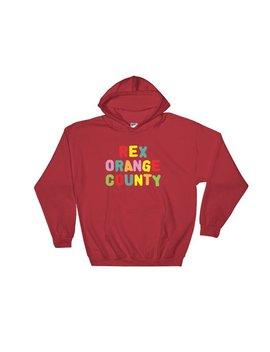 Rex Orange County Hoodie Sweatshirt || Unisex || Sunflower by Djones Nl
