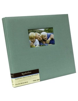 """12"""" X 12"""" Cloth Scrapbook Album By Recollections® by Recollections"""