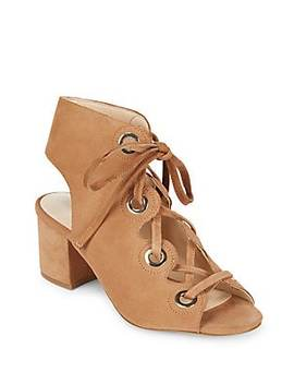 Jessa Patent Wedge by Nine West