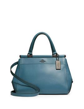 Grace Satchel Bag by Coach