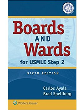Boards And Wards For Usmle Step 2 by Amazon