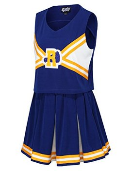 The Cosplay Company High School Cheerleader Uniform by The Cosplay Company