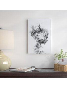 East Urban Home 'dissolve Me' Graphic Art Print by East Urban Home