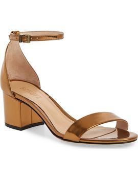 Chimes Ankle Strap Sandal by Schutz