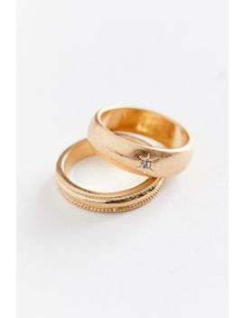 Jules Stone Pinky Ring by Urban Outfitters