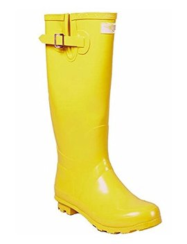 Forever Young   Womens Wellie Rain Boot by Forever Young