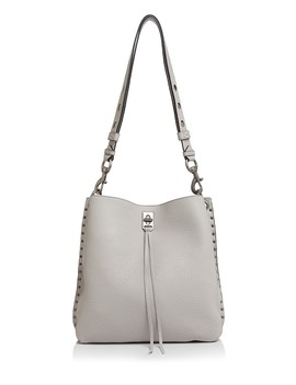 Darren Leather Shoulder Bag by Rebecca Minkoff