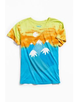 Mokuyobi Mountain Sunrise Tee by Mokuyobi