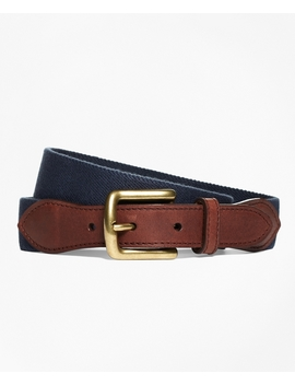 Elastic Casual Belt by Brooks Brothers