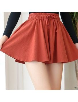 Wide Leg Shorts by Tabla