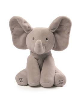 'flappy The Elephant' Musical Elephant by Baby Gund