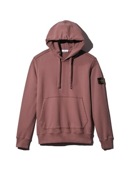 Hooded Sweatshirt by Stone Island