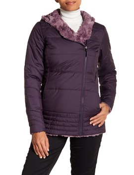 Mossbud Swirl Lined Parka by The North Face