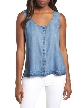 Chambray Tank by Billy T
